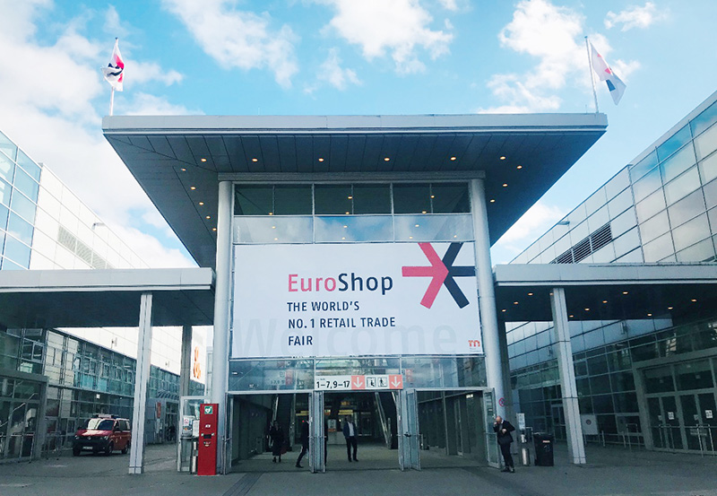 Lands parted, Hands held. Rongta Technology Shone in EuroShop 2020