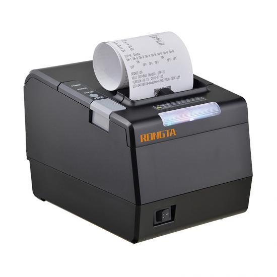 【产品视频】容大RP850 80mm热敏票据打印机